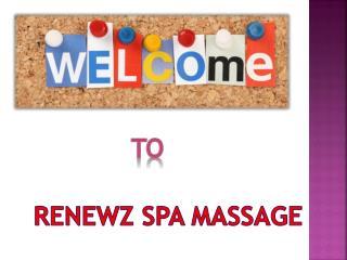 Massage Therapist in S.E Calgary