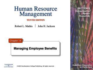 Human Resource Management   TENTH EDITON