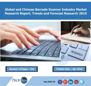 Barcode Scanner market 2015