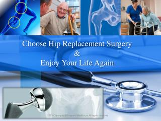 Hip Replcement Surgery in India
