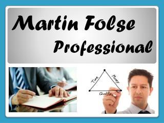 Martin Folse Professional