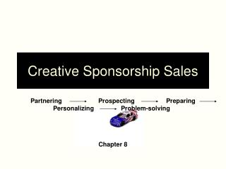 Creative Sponsorship Sales