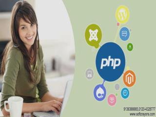 PHP Training in Noida, Ghaziabad, Dlehi/NCR