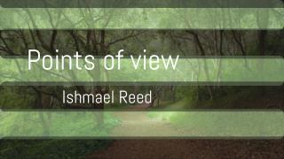 Points of View [Poem Video]