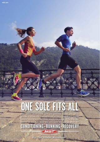 MBT Spring Summer 2015 Footwear AD Campaign