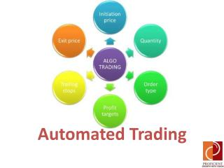 Automated Algo Trading