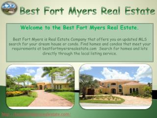 #Fort Myers Real Estate