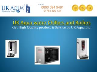 High Quality Drinking Water Chillers and Boilers