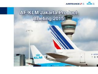 AFKL Product Briefing 2015