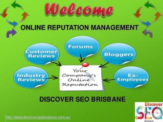 Best Online Reputation Management Company Brisbane