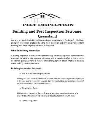 Pool Inspections Brisbane