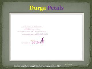 Durga petals