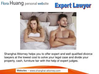 Best Divorce Lawyer According to Your Need