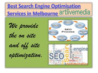 Best Search Engine Optimisation Services in Melbourne