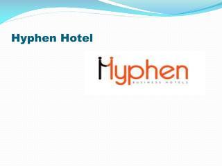 Hyphen hotel
