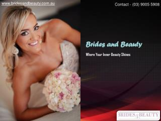 Bridal Makeup Artist Melbourne