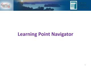 Learning Point Navigator