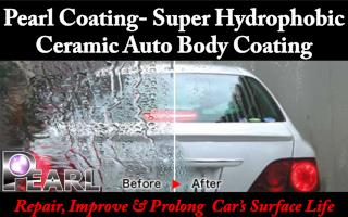 Pearl Coating- Super Hydrophobic Ceramic Auto Body Coating