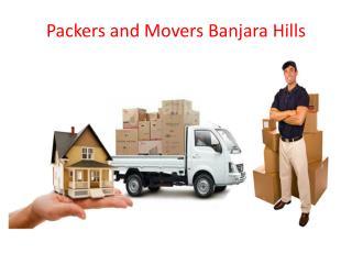Packers and Movers Banjara Hills