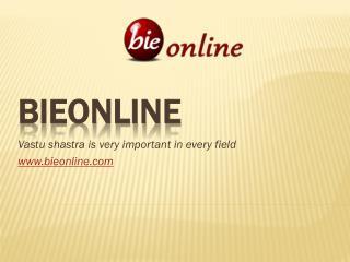 Online vastu sastra at bieonline-www.bieonline.com