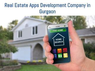 Real Estate Apps Development Company in Gurgaon