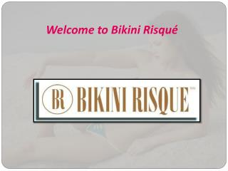 Buy High Fashion Bikinis from Online Shop
