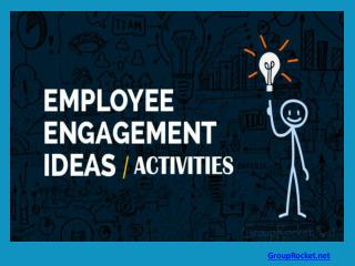 Best Employee Engagement Ideas