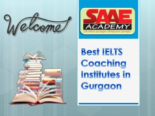 Best IELTS Coaching Institutes in Gurgaon