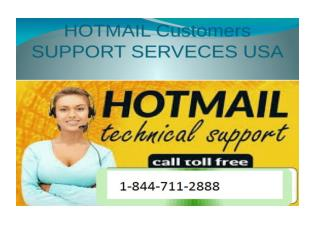 Hotmail Technical Support | Hotmail support Number