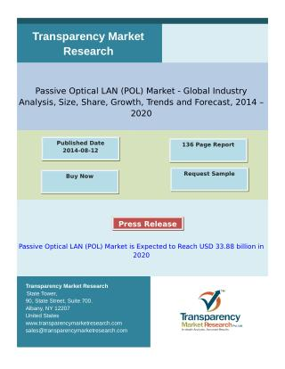 Passive Optical LAN (POL) Market