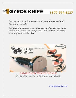 Dost Slicer Blade Cover Nut Online