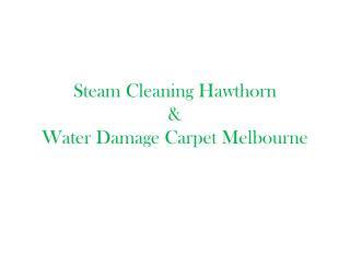 Water Damage Carpet Melbourne