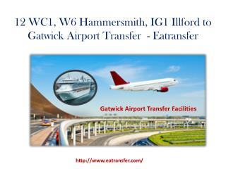 Gatwick Airport Transfer - Eatransfer