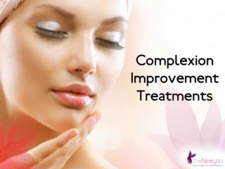 Color Complexion Improvement Treatment in Hyderabad