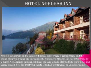 Hotel Neelesh Inn