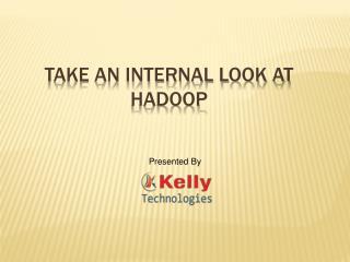 Hadoop training in Bangalore-kellytechnologies