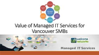 Value of Managed IT Services for Vancouver SMBs