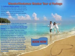 Wonderful Andaman Nicobar Tour Package