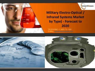 Military Electro-Optical / Infrared Systems Market Emerging Trends And Technologies