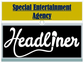 Special Entertainment Agency
