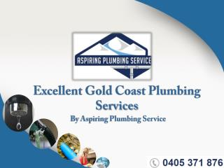 Great Gold Coast Plumbing Services