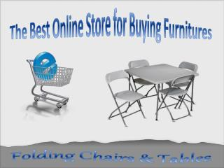 The Best Online Store for Buying Furnitures