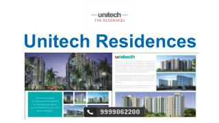 Unitech Residences