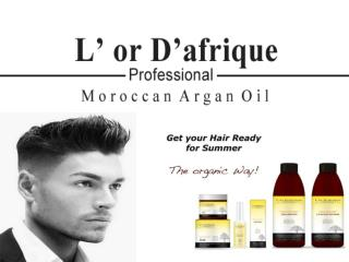 L'or D'afrique Moroccan Argan Oil