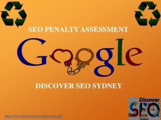 Google Penalty Recovery Sydney