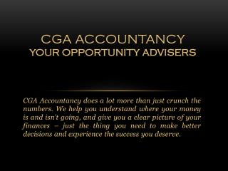 Leeds Accounting and Finance
