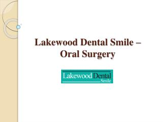 oral surgery in michigan