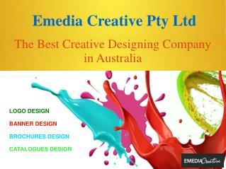Emedia Creative - The Best Creative Designing Company in Australia