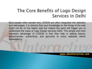 The Core Benefits of Logo Design Services in Delhi